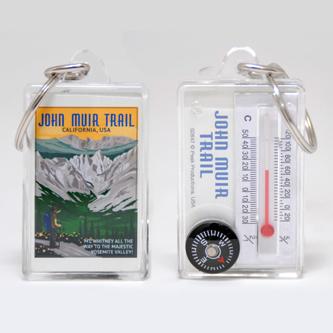 John Muir Trail Poster